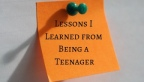 You Can Be Honest and Not Truthful: Lessons I Learned from Being a Teenager